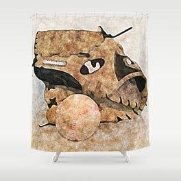 Baseball Dreams 3 Shower Curtain