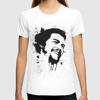 che T-shirts featuring Che by Cynthia Alvarez