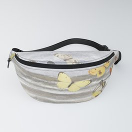 Butterfly escape Fanny Pack
