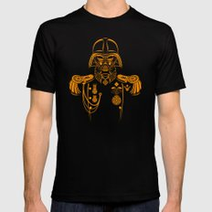 Marshal Darth Vader Mens Fitted Tee LARGE Black