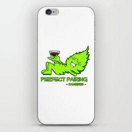 Perfect Pairing iPhone Skin