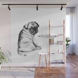 Custom Pillow Wall Mural