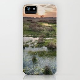South Willesborough Sunset iPhone Case