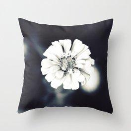 Flower B2 Throw Pillow