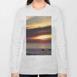 Serenity and the Sea Long Sleeve T-shirt