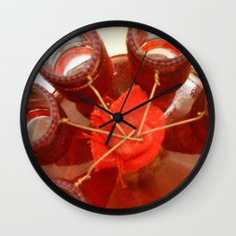 The Musketeers Wall Clock