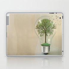 green ideas Laptop & iPad Skin