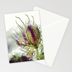 Love in a Mist Pod Stationery Cards