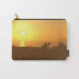 Here Comes the Sun - San Diego Carry-All Pouch
