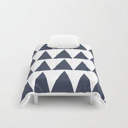 geometric 6 Comforters
