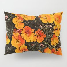 More Poppies Pillow Sham