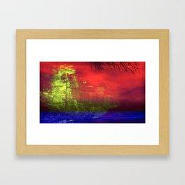 """Dust in the Wind"" Framed Art Print"