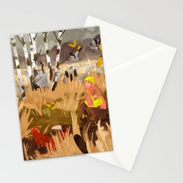 Moor Stationery Cards