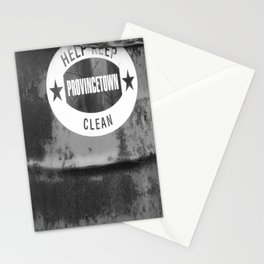 Help Keep Ptown Clean! Stationery Cards