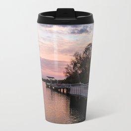The Boardwalk at Lady Bird Lake Travel Mug
