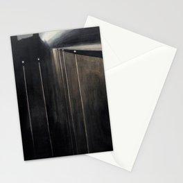 Léon Spilliaert - Digue la nuit, Reflets de Lumière - Promenade at Night, Light Reflections Stationery Cards