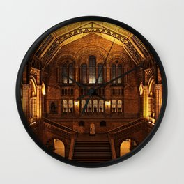 Night at the Museum Wall Clock