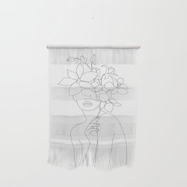 Lady Orchidea Wall Hanging