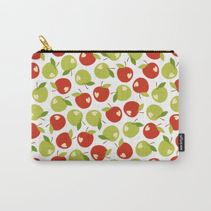 Bitten apples Carry-All Pouch