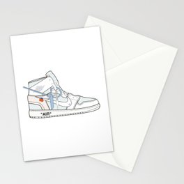 Jordan x Off-White II Stationery Cards