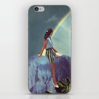 GET OVER IT iPhone & iPod Skin