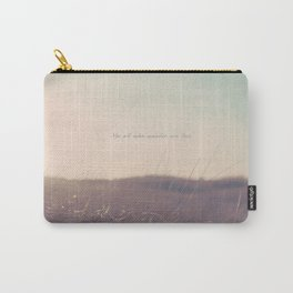Summer Not All Who Wander Are Lost  Carry-All Pouch