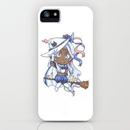 Bewitching Allura iPhone Case