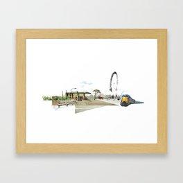 ELE Framed Art Print