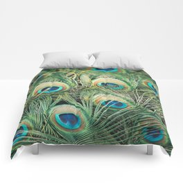 Loads of feathers Comforters