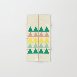 disguise forest    early summer Hand & Bath Towel