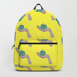 An apple a day Backpack