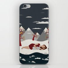 The River iPhone & iPod Skin