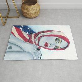 American Ladyboy Rug