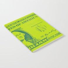 GREEN MONEY Notebook