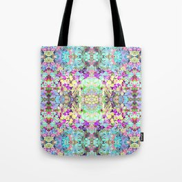 Watercolor Floral Tote Bag
