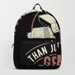Geek Gamer Backpack