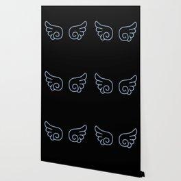 Chibi Angel Wings Wallpaper