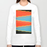 tribal Long Sleeve T-shirts featuring TRIBAL by TKlol