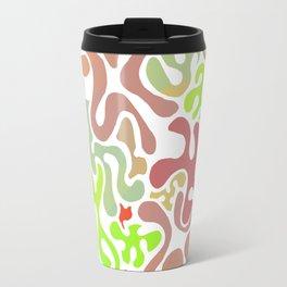 Psychedelia Aquatica Travel Mug