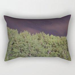 Artificial Stars Rectangular Pillow