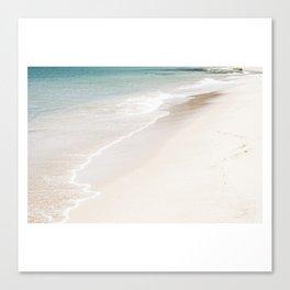 beach zahara de los atunes Canvas Print