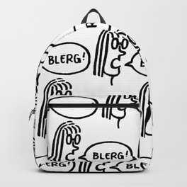 Blerg! Doodle Backpack