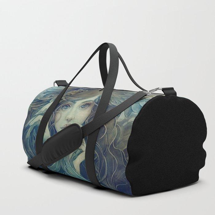 Flock of birds Duffle Bag