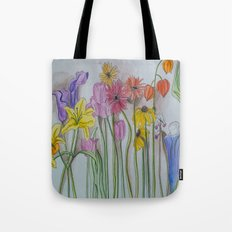 Spring Lineup  Tote Bag
