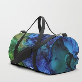 Mining for Gold by the River's Edge by Studio 1153 Duffle Bag