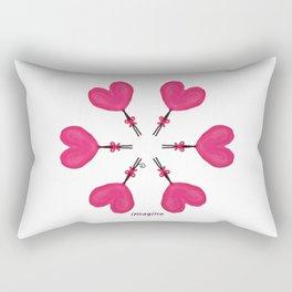 Imagine Rectangular Pillow
