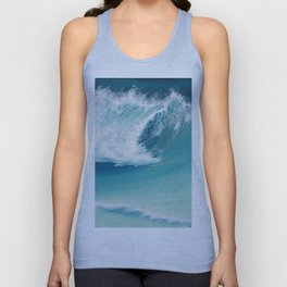 Musical Thunder Unisex Tank Top