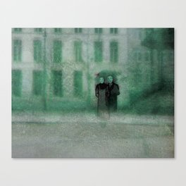 The Monster Series (1/8) Canvas Print