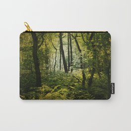 Dark Woodland Carry-All Pouch