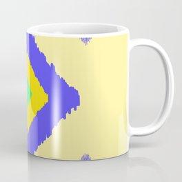 Ikat pattern Coffee Mug